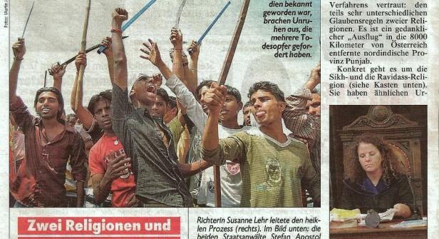 Kronen Zeitung 13072010 Kampf für die Ehre des Glaubens bis zum letzten Tropfen Blut Teil 1 pix 1065x1432pix