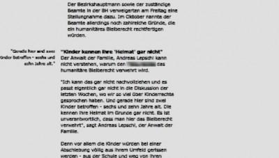 ORF Salzburg 03.12.2010 Georgische Familie vor Abschiebungpix548x1250pix
